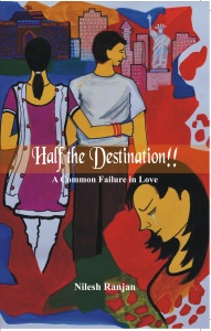 Half the Destination-cover page